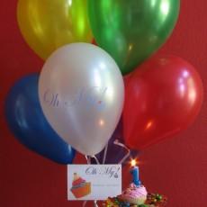 Happy Birthday Oh My! Catery