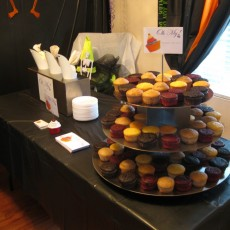 Cup cake stall
