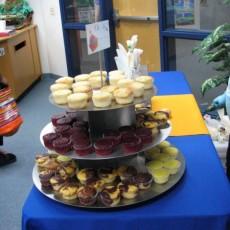 Hughston Elementary Staff Appreciation Party
