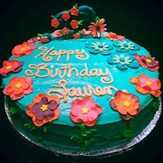 Lauren's 10th Birthday Cake