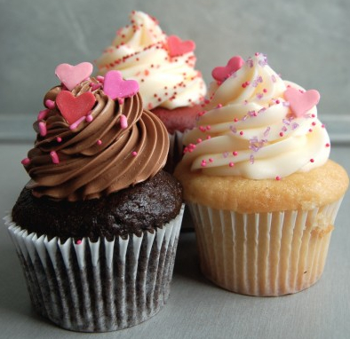 Candy is Dandy but Cupcakes……